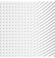 light halftone futuristic background vector image