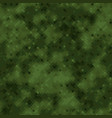 grass and dark green halftones camouflage seamless vector image vector image