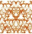 Seamless swirl pattern Modern texture vector image
