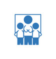 Teamwork icon sign symbol