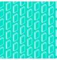 abstract seamless pattern with isometric book vector image