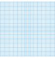 elegant white graph paper vector image vector image
