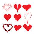 heart love 01 vector image