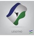 losotho vector image vector image