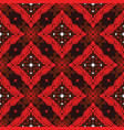 geometry abstract seamless pattern background vector image