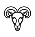 moutain goat face