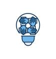 partnership icon sign symbol vector image vector image
