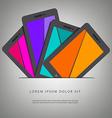 Smart Phone Pad Slot vector image