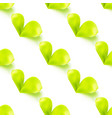 sprout leaves vector image vector image