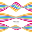 Abstract flat lines background for business