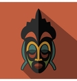 Set of African Ethnic Tribal masks vector image vector image