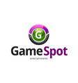 Game Spot Logo vector image