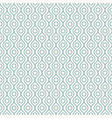 seamless pattern and retro stylish texture vector image