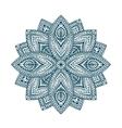 Mandala Decorative floral ethnic pattern vector image vector image
