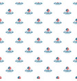 us veterans day pattern seamless vector image vector image