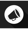 director megaphone design vector image