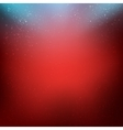 Christmas red background EPS 10 vector image vector image