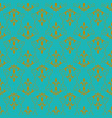 seamless floral pattern for background design vector image
