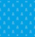 car wash pattern seamless blue vector image vector image
