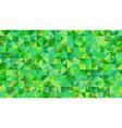 gradient polygonal geometrical mosaic triangle hd vector image vector image