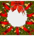 Christmas wreath design 155 Converted vector image
