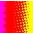 colorful background with colourful dots vector image
