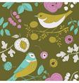 birds collective vector image vector image