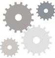 sprockets vector image vector image