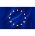 european union flag vector image