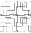 abstract seamless pattern minimal geometric vector image