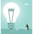 Big idea concept vector image
