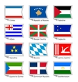 Flags of world-18 vector image vector image