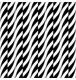 seamless decorative pattern weave striped vector image vector image