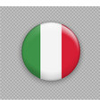 flag of italy the right colors and proportions vector image