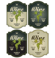 Labels for wine vector | Price: 1 Credit (USD $1)