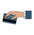 credit or debit card icon image vector image vector image
