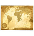 Vintage travel manuscript vector | Price: 1 Credit (USD $1)