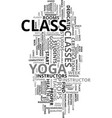 yoga for modern city life most urbanites start vector image vector image