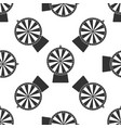 lucky wheel icon seamless pattern vector image vector image