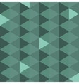 polygonal background geometric design vector image