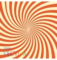 stripes circle abstract vector image vector image