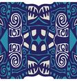 Abstract ornament wallpaper vector image