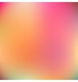 Abstract pink colorful blurred backgrounds vector image
