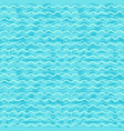 marine turquoise textured background vector image