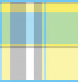 abstract lite color check pixel plaid seamless vector image vector image