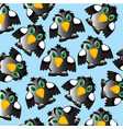 background from birds vector image vector image