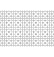 Round simple seamless pattern diagonal background vector image