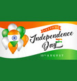 15th august india independence day banner
