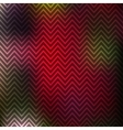 chevrons seamless pattern background retro vector image vector image