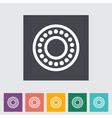 icon bearing vector image